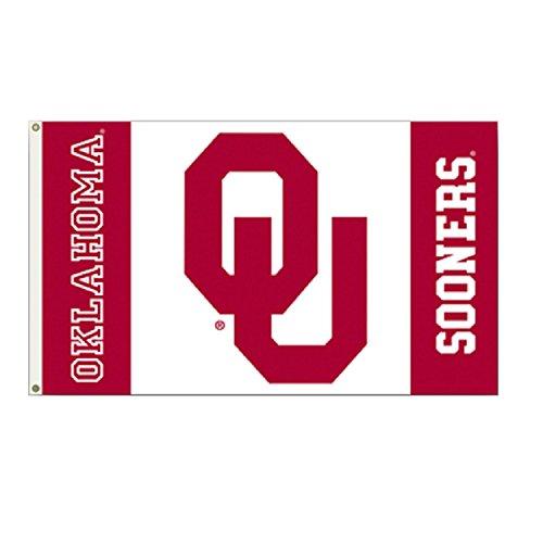 NCAA Oklahoma Sooners 3-by-5-foot Flag