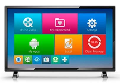 BSL Television 32 Pulgadas | Smart TV | Sistema Operativo An