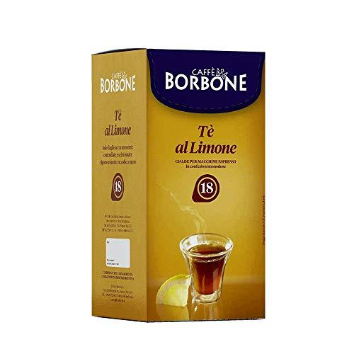 72 CIALDE FILTRO CARTA 44MM CAFFE' BORBONE THE LIMONE