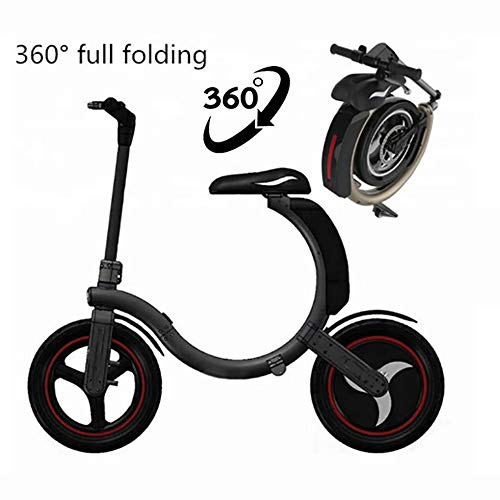 electric bicycle elektrische scooter inklapbaar 14