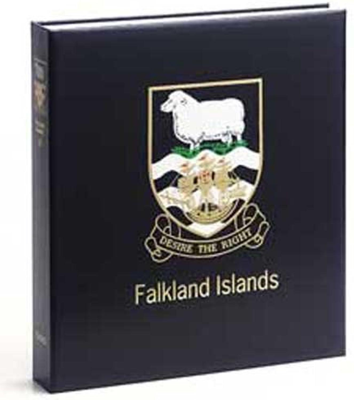 DAVO 3932 Luxe stamp album Falkland Isl. II 1996-2012