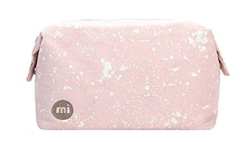 Mi-Pac Wash Bag Trousse de Toilette, 20 cm, Rose(Splatter Pink)