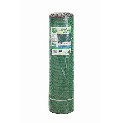 Catral 53010078 Mini-Rollo - Malla Ocultación 120 g/m², Verde, 200x1000x4 cm