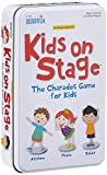 University Games Charades Kids on Stage Game Tin