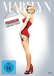 DVD-Cover von Marylin - Die Premium Kollektion