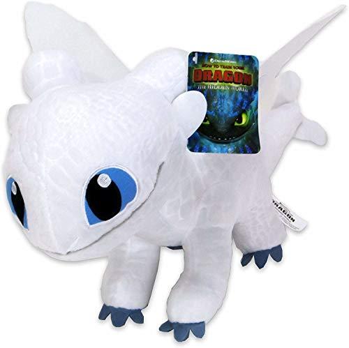 Como Entrenar a tu dragon 3 Furia Luminosa 46 cm Peluche