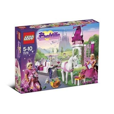 Lego Belville 7578 - Ausfahrt in der Kutsche