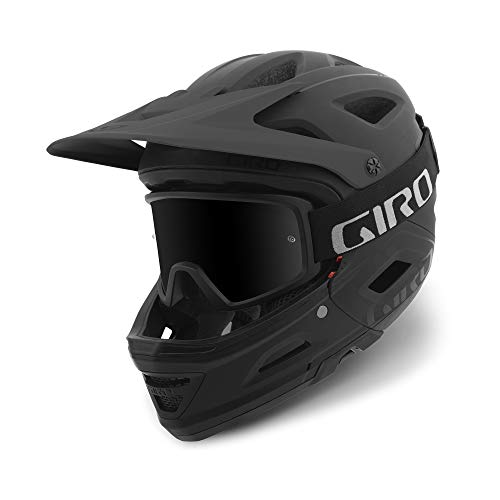 Giro Switchblade MIPS, Casco Uomo, Matte Black/Gloss Black, Large