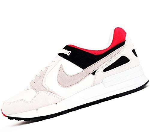 Nike Herren Air Pegasus '89 Se Leichtathletikschuhe, Mehrfarbig (Swan/Medium Grey/Rose Coral/Black 000), 41 EU