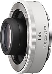 Sony SEL-14TC 1.4x Telekonverter (geeignet für SEL70200GM) weiß