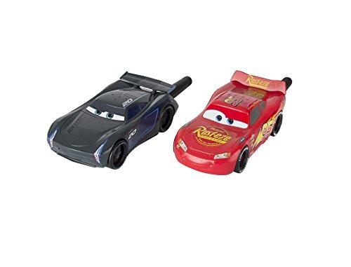 IMC Toys Cars Walkie Talkie McQueen/Jackson 2.4 GHz, Colore, 250802CA5
