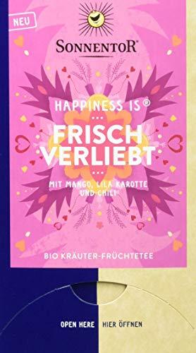 Sonnentor Bio Frisch Verliebt Tee Happiness is (1 x 36 g)