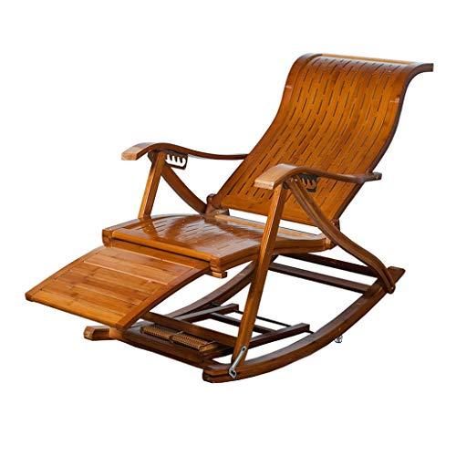 klapstoel, lounge stoel, AFEO-Lounger stoel Vouwstoel schommelstoel armleuning rugleuning ligstoel cover voor Lunch Playa Jardin Mecedora
