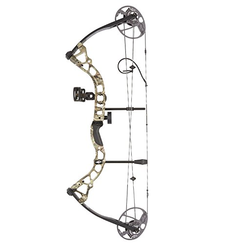 Diamond Archery Prism Right Hand 5-55# Compound Bow, Breakup Country, Right