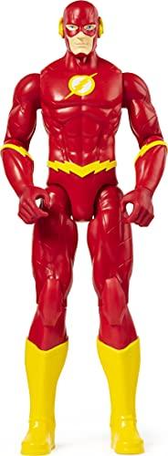 DC Comics Figura de acción The Flash de 12 Pulgadas ✅