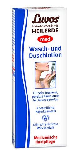 LUVOS Waschlotion & Duschlotion, 200 ml