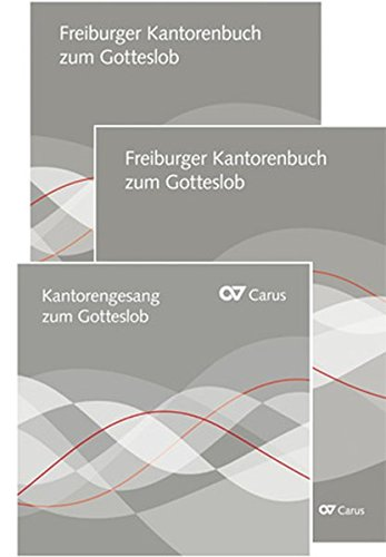 Freiburger Kantorenbuch zum Gotteslob (Paket) (Musik zum Gotteslob)