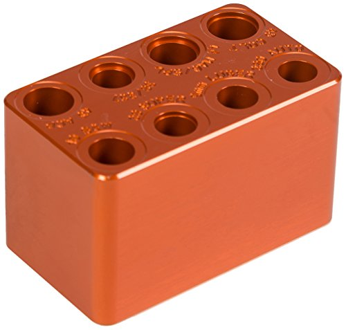 Lyman Products 7833000  Handgun Ammo Checker,Orange