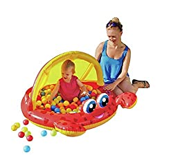 Capacity 285 litres. Approximate time to inflate: 6 minutes. Approximate time to fill: 20 minutes. Repair kit. Size L146, W146, D40.6cm.