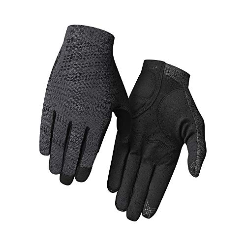 Giro Herren Xnetic Downhill/Freeride Enduro|MTB Trail Handschuhe, Coal, M