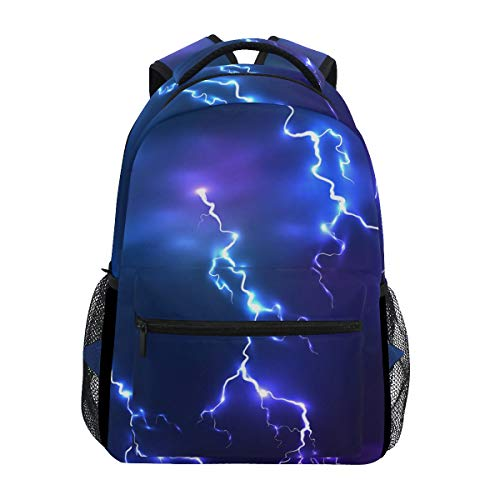 Eslifey Atmosphere Lightning Rucksack Studenten Schultertasche Reisetasche College Schule Rucksäcke