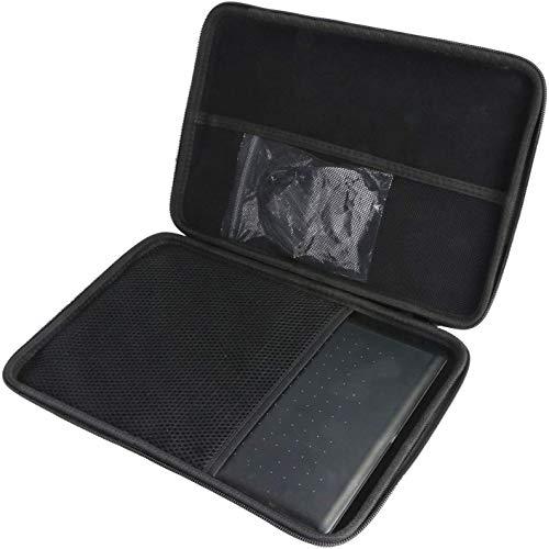 Funda Caso para Wacom Tableta gráfica Último Modelo Bamboo Pen Tablet de Aenllosi (Medium)