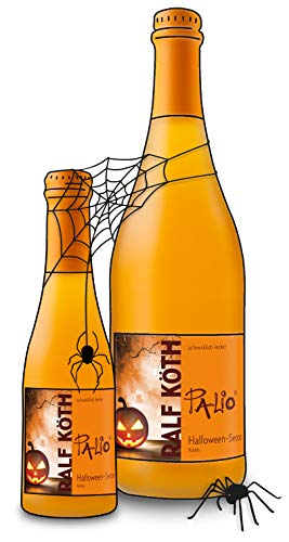 Ralf Köth Palio Halloween Kürbis Secco - mit Halloween Motiv (0.75 l)