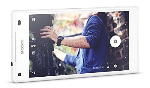 Sony Xperia Z5 Compact Smartphone (4,6 Zoll, 32 GB) - 11
