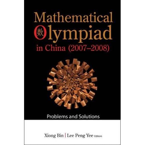 Mathematical Olympiad: Amazon com