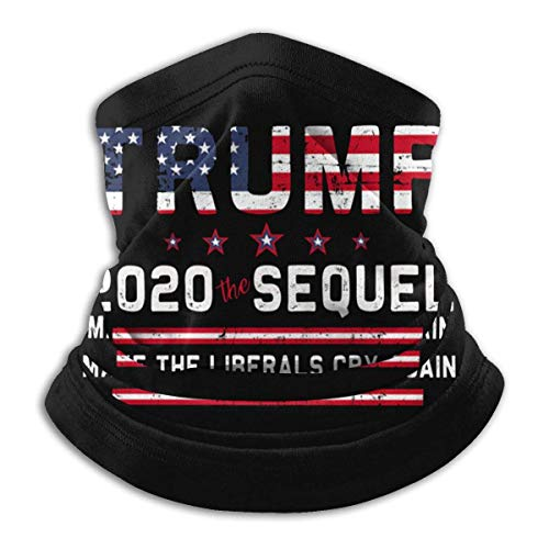 Fsrkje Trump Bring Liberale wieder zum Weinen Warmer Schal, Gesichtsbedeckung,...
