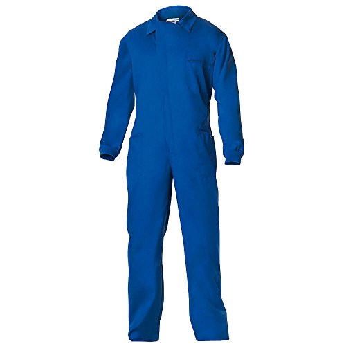 WOLFPACK LINEA PROFESIONAL 15020825 Buzo Trabajo, Azul, Talla 58