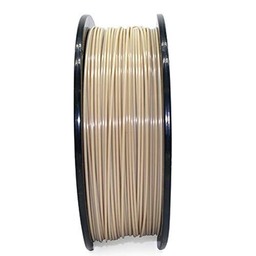Junshan PEEK filamento stampante 3d Precisione dimensionale 1.75mm +/- 0.03mm, 1KG, una varietà di bobine sono disponibili