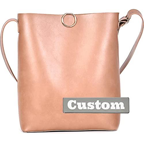 Nombre Personalizado Nombre Cross Hombro Monedero Bolso de Viaje Crossbody Bols Bags and Purse Cross (Color : Xiaoing, Size : One Size)
