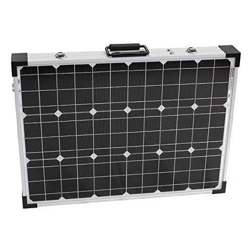 100W solar power