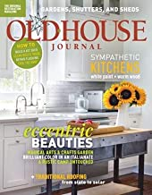 Old House Journal Magazine - August 2019 -
