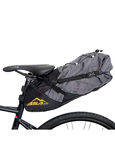 BSA Gear Bikepacking Borsa Sottosella Impermeabile Gravel Bag WP 18 L