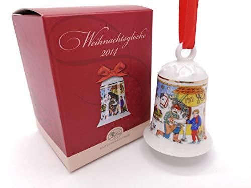 Hutschenreuther Porzellan Weihnachtsglocke 2014 in der Originalverpackung 1.Wahl