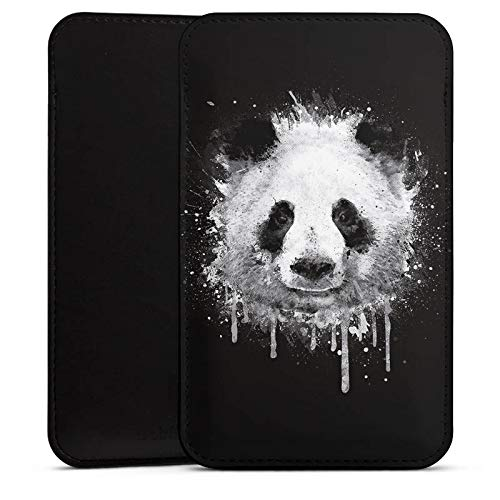 DeinDesign Cover kompatibel mit Wiko Barry Hülle Tasche Sleeve Socke Schutzhülle Panda BAER Bear