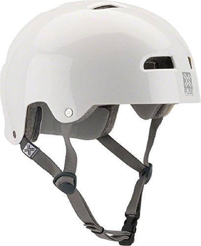 Fuse Icon Alpha Helm | Weiss | M/L