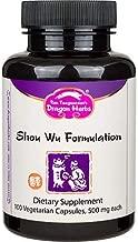 Dragon Herbs Shou Wu Formulation -- 500 mg - 100 Capsules