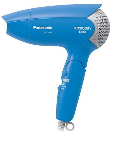 Price comparison product image Panasonic Turbo-Dry Hair Dryer EH5101P A Blue / AC100V (Japan Model)