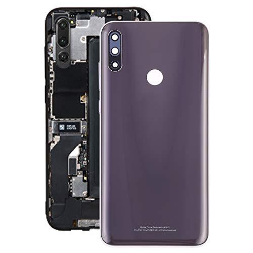 Liaoxig ASUS Spare Batterie-rückseitige Abdeckung mit Kameralinse und Seitentasten for Asus Zenfone Max Pro (M2) ZB631KL ASUS Spare (Farbe : Color1)