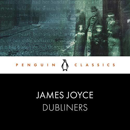 Page de couverture de Dubliners