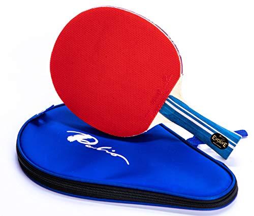 Palio Evolve Palla da Ping Pong 2019 Edition con copritesta Gratuito. Il Nuovo e aggiornato Pipistrello Esperto della Gamma Palio