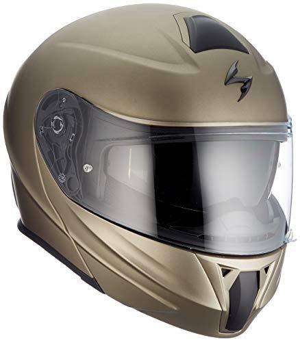 Scorpion 92-100-29-07 Casco para motocicleta EXO-920, multicolor, XXL