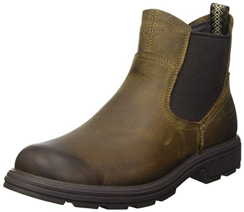 UGG Herren Biltmore Chelsea Fashion Boot, Oak, 43 EU