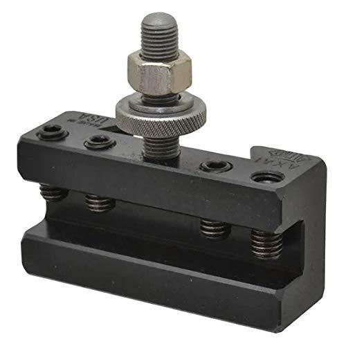 DBM IMPORTS 6-12 Quick Change Tool Post Holder #10 110 AXA 250-110 Knurling Turning Facing Holder Lathe Piston Type Wedge Type