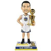"FOCO Golden State Warriors Thompson K. #11 2017 NBA Champions 8"" Bobble"