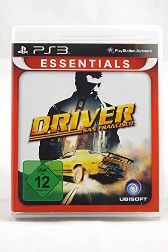 Driver San Francisco Essentials [Importación Alemana]