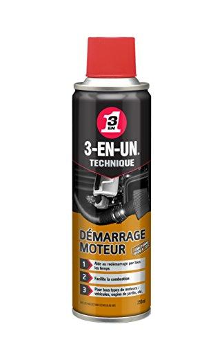 3-En-Un Démarrage Moteur, 250 ml